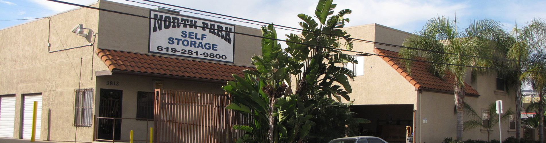 North Park Self Storage | Self Storage in San Diego